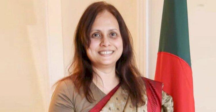 ব্রুনাইয়ে নতুন হাইকমিশনার নাহিদা রহমান