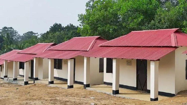 হবিগঞ্জে আরও ৭০ ভূমিহীন পাচ্ছেন 'স্বপ্নের নীড়'